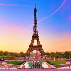 Vissir þú að það er leyniíbúð uppi í Eiffel-turninum?