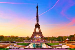 Eiffel turninn parís