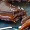 Dásemdar súkkulaði- og karamellubaka með sjávarsalti