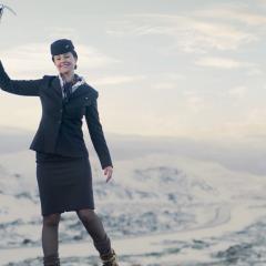 Icelandair býður ferðamönnum ferðafélaga á Íslandi án endurgjalds