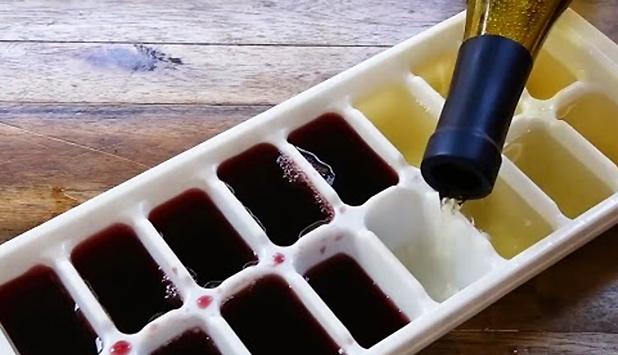 vín klakar